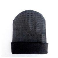 Wholesale Dance Turning - Mens Head Spin Beanie Hat BBoy Hip-Hop Turn Head Dance Beanies Knitted Hat