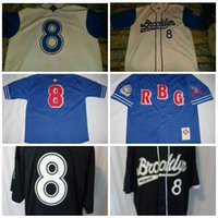 Wholesale Giant Apparel - Brooklyn Royal Giants Jersey Official Mlb Apparel Negro League Baseball Jerseys 100%Stich Free Shipping S -3Xl Mix Order