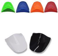 kawasaki sitzbezüge großhandel-6 Farben ABS Rear Seat Cover Verkleidung für Kawasaki ZX6R 636 03-04 Z1000 Z750 03-06