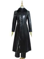 Underworld Selene Leather Coat Cosplay Costume