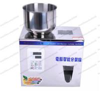 Wholesale Filling Packaging Machines - 20g tea packing machine, packer automatic grain granule weighing filling machine multifunction packaging machine MYY