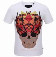 Wholesale Tshirt Neck Buttons Men - Newest brand designer mens clothing men hip hop tshirt Rambo t shirts fashion brand t shirt drop shipping P963679