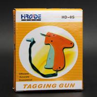 ingrosso pistola per indumenti-Regular Tag Label Tag Tagging Gun gun HD-8S 20 pezzi