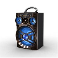 Wholesale Bluetooth Audio Plug - MS-188BT Wireless Bluetooth Speaker Support SD TF Mp3 Player USB 3.5mm Wired Plug FM Radio Loudspeaker Subwoofer Sound Box