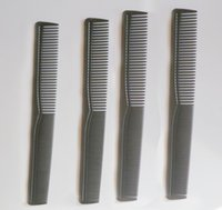 Wholesale Brushes For Salon - 100 pieces Wholesale Super quality hair comb for hair dressing Salon Families