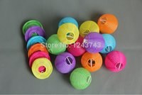 Wholesale Small Sky Lanterns Wholesale - Party Decorations24pcs 7.5cm (3inches) Chinese round small silk lantern Wedding lantern Brithday decoration