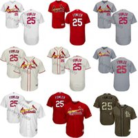 Men st collection - 2017 St Louis Cardinals mens Dexter Fowler jerseys Baseball Jersey Flex Base Authentic Collection Stitched Size S XL