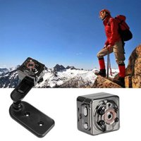 HD 1080P 720P Sport Spy Mini caméra SQ8 Mini DV Voice Video Recorder Infrarouge Night Vision Caméra vidéo caméscope numérique petite caméra