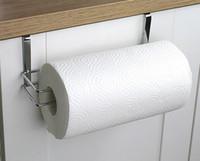 toalheiros metálicos venda por atacado-Hot Hardware Suporte De Papel De Cozinha Cabide Toalha De Rolo de Tecido Rack de Banheiro Pia Do Banheiro Porta Pendurado Gancho De Armazenamento Organizador Titular Rack