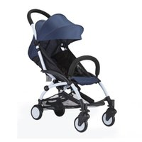 Wholesale Lightweight Travel Strollers - In Stock 100% Original Travel Baby Stroller Umbrella Wagon Portable Folding Baby Stroller Lightweight Pram With 8 Accessory