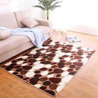 Wholesale Printed Area Rugs - Wholesale Floor Rug Anti-Slip Floor Mats Indoor Area Rug Soft Carpet for Bedroom Living Room Home Decor Size S-L