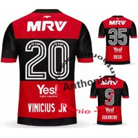 Wholesale 2017 NEW soccer jersey CR Flamengo camisetas futbol camisa de futebol maillot de foot survetement football kit uniform football shirt