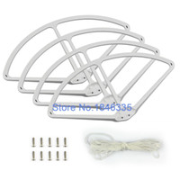 Wholesale quadcopter propellers - Wholesale- 4Pcs 9 Inch DJI Phantom 3 Propeller Protective Guard Bumper Prop Protector for DJI Phamtom 2 3 Standard Quadcopter Free Shipping