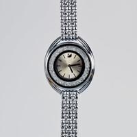 Wholesale Luxury Women Watches Lady Sport - 2017 New Fashion luxury brand sports Women Watch With Full diamond Lady Watch Steel Bracelet Chain Luxury Quartz Watch High Quality