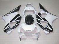 Wholesale Honda Cbr954rr - ABS plastic fairing kit for Honda CBR900RR 2002 2003 white black fairings set CBR 954RR 02 23 OT35
