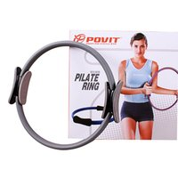 Wholesale Magic Circle Pilates Ring - Wholesale-Crossfit pilates circle color box crescendos packaging handle magic circle yoga ring weight loss equipment breast enlargement