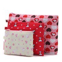 Wholesale Wholesale Handbag Wallet Sets - Wholesale 3Bags set Kawaii Snoopy Cartoon Dogs Cosmetic Bag Women Mini Handbags Coin Bag Wallet Zipper Bag Kids Christmas Gifts