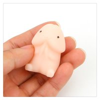 Wholesale Toy Penis Strap - New High Quality Cat Squishy Japan Cute Mochi Squishies Breast Squishy Slow Rising Squishies Penis Phone Straps Charms Squeeze Toy Gifts