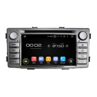 Wholesale Hilux Audio - 6.2'' Quad Core Android 5.1 Car DVD Stereo For Toyota Hilux 2012 With GPS Navigation Video Audio Mirror Link Map
