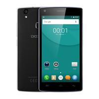 ingrosso doogee 16gb-DOOGEE X5 Max pro Cellulari con impronte digitali 5.0 pollici HD Android6.0 Dual SIM MTK6737 Quad Core da 5.0 pollici 4000mAH RAM da 2 GB 16 GB ROM WCDMA LTE GPS