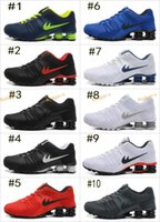 Golf sports shoes nz - 2017 Cheap Hot Sale Shox NZ oz Running Shoes Famous Shox Mens Shoes Top Quality Athletic Sport Shoes Size