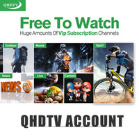 Wholesale Android Channel - QHDTV Arabic Sports Italy UK Germany 1300+ Europe IPTV Arabic Iptv Channels Streaming IPTV Account Apk Work on Android