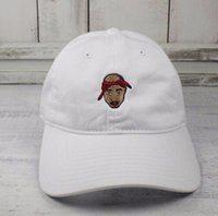 Wholesale Easy Golf - Tupac Shakur Baseball Cap Strapback Retro Easy Hat All Eyes On Me Dad hip hop hats 6 panel caps bone swag golf casquette