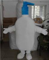 personagem de desenho animado de garrafa venda por atacado-Frasco de lavar roupa da mascote personalizado personagem de desenho animado cosply tamanho adulto carnaval fantasia kits de festa vestido 472
