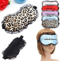 Blindfold di Sleeping Sleeping Aid Travel Silent Soft Sleeping Sleeping Blindfold