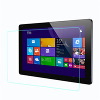 Wholesale Screen Protector Cube - Wholesale- 0.33mm 2.5D Tempered Glass film for Cube I7 Stylus Windows 10.6'' Tablet Anti-shatter front Screen protector Protective HD films
