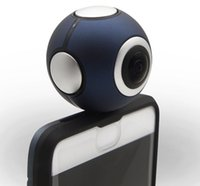 Wholesale Micro Usb Oem - WE360 OEM VR Panoramic Camera Digital HD Full Camera Androids Mobile Phone Lens -Usb Interface Micro USB port