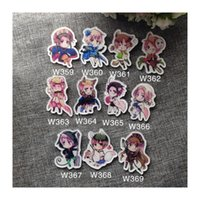 Wholesale Axis Backpack - 11pcs set Anime Badge Hetalia Axis Power Badge World Twinkle Pin Brooch Backpack Decoration Badge Icons on Backpack