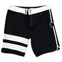 Wholesale Red Brand Surf - BRAND NEW 4Way Stretch Boardshorts Mens Spandex Swim Trunks Surf Pants Bermuda Shorts Board Shorts Beachshorts Male Plus Size Casual Shorts