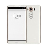 Wholesale Lg Android Unlocked - Original LG V10 Reburbished Smart Mobile Phone 64GB 4GB 5.7 inch H900 H901 4G LTE Unlocked Android Fingerprint Cellphone Smartphone