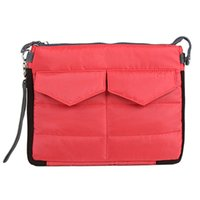 Wholesale Wholesale Dust Bags For Handbags - Wholesale- Sleeve Handbag Pouch Cover Bag for Mini ipad 1 2 3 4 5 Air 10 Inch Case(Orange red)