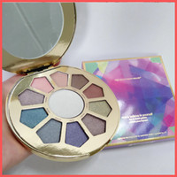 Wholesale Full Believe - Free Shipping by ePacket New Makeup Eyes Brand MAKE BELIEVE IN YOURSELF Unicorn Eyeshadow Limited 11 Colors Eyeshadow Palette+Gifts