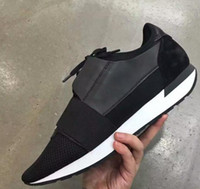 Wholesale Business Casual Sneakers Men - Free Shipping Kanye West Low Top Sneakers Men and Women Leather Business Casual Shoes Men Designer Shoes