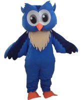 Wholesale Owl Fancy Dress - 2017 Factory direct sale owl mascot costume carnival fancy dress costumes school college mascot