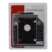 Venta al por mayor - paquete al por menor 2do HDD Caddy 12.7mm SATA 3.0 + indicador dual del LED para 2.5