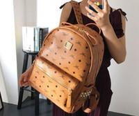 sırt çantası lise çantası toptan satış-Yüksek Kalite 2018 erkekler Sırt Çantası kadın Sırt Çantası bayan sırt çantaları Çanta Moda Kadın Erkek Okul Çantaları