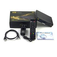 Wholesale Hd Satellite Receiver Vu - V8 Super support CCCAM USB WiFi Satellite Receiver Receptor 3G WiFi DVB-S2 Youporn Biss Power VU CCCAM Newcamd Tv Box