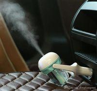 Wholesale Steam Cleaner Portable - Nanum Car Humidifier Air Mist Diffuser Purifier Car Humidifiers Air Cleaning Mini Charging Portable Water Bottle Steam Humidifier wn066