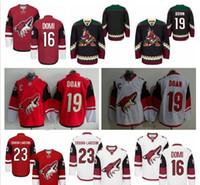 572d9dd5bf4 ... Red Authentic NHL Jersey Sale Arizona Coyotes Hockey Jerseys 19 Shane  Doan 23 Oliver Ekman-Larsson 16 Max Domi Throwback ...