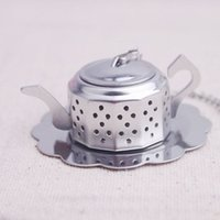 Wholesale Tea Infuser Favours - Tea tool wedding favor gift and giveaways for guest--Tea for Two Teapot Tea Infuser Favours party souvenir 100pcs Free DHL Fedex