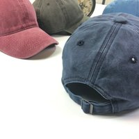 Wholesale Eight Ball - Eight light body wash cap like the fashionable outdoor black men and women jeans wholesale baseball hat