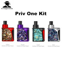Wholesale Building Red - 100% Authentic SMOK Priv One Pocket Kit with 920mAh Built-in Battery Stick Aio Coil Vs Smok Gpriv 2 Alien Qbox