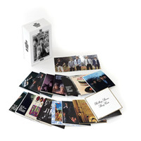 Wholesale Rolling Stone New - Wholesale- New High Quality Rolling Stone in mono Stones LIMITED 15CD BOX SET CD Boxset music box sets Disc not cheap quality like others.