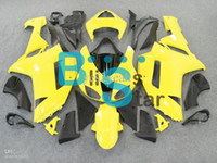 Kit de carenagem para KAWASAKI Ninja ZX6R 07 08 ZX-6R 07-08 ZX 6R 636 2007 2008 Yellow black Carenagens set + 7gifts
