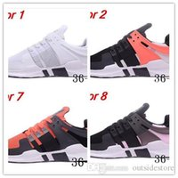 Wholesale Geometric White Womens Top - Top Quality,EQT Support ADV Primeknit Running Shoes,Mens and Womens Casual Shoes Cheap Fashion Running Sneakers,Size 36-44
