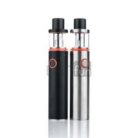 Wholesale Electronic Cigarette Led Batteries - 100% Authentic SMOK Vape Pen 22 Starter Kit with 1650mAh Battery Capacity LED Dual Airslot Airflow All In One Design Electronic Cigarette